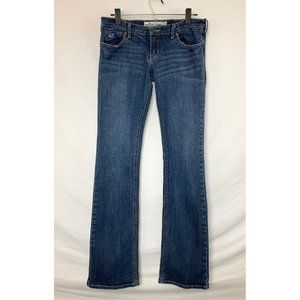 HOLLISTER Venice Boot Stretch Medium Wash Jeans